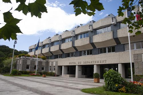 Hôtel du département du Morbihan